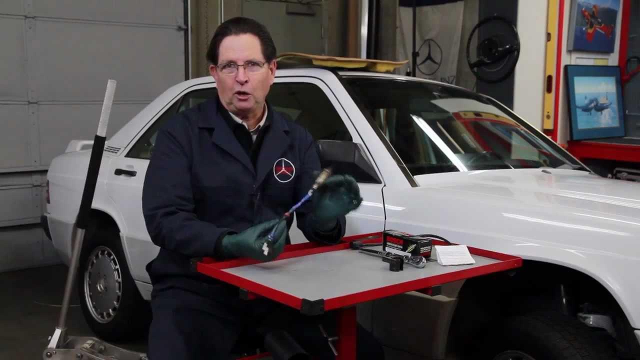 Mercedes 102 103 104 Gas Engine Oxygen Sensor Inexpensive