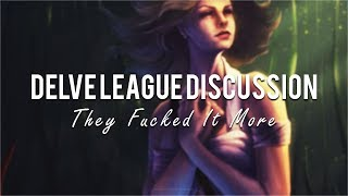 Path Of Exile 3.4 Delve Discussion - Theyve Ruined It More - 3.4.3 Patch Notes