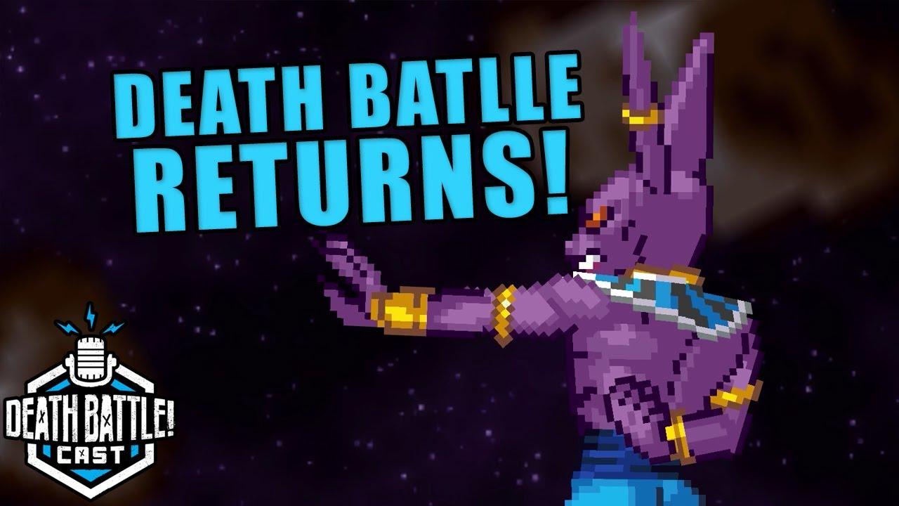 Count down to Death Battle | DEATH BATTLE Cast #189