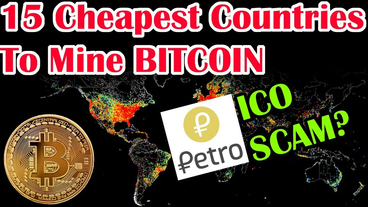 Where to mine bitcoin for cheap will bitcoin go back up petro ico where to mine bitcoin for cheap will bitcoin go back up petro ico scam bitcoin price prediction ccuart Choice Image