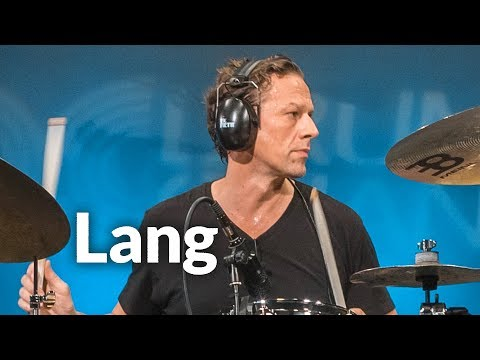 Thomas Lang Shows His Favorite Left Hand Exercises