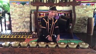 Kulintangan music of Sabah (Borneo)