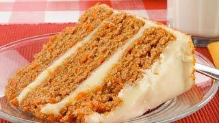 Best carrot cake recipe  Easy dessert recipes  Carrot cake recipe