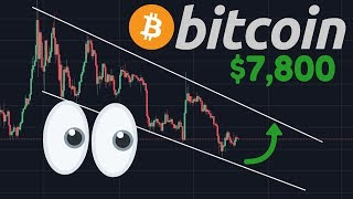 BITCOIN BREAK TO TEST THE RESISTANCE??!!! One Last DUMP Before The PUMP?!   Brave Browser