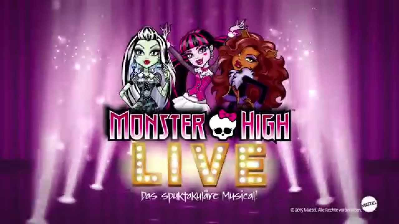 Monster High Musical