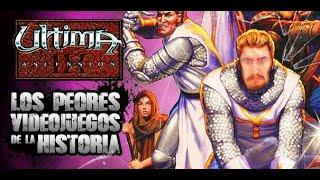 Peores Videojuegos de la Historia: Ultima IX Ascension