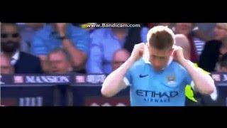 Kevin De Bruyne • Goals & Skills • Manchester City • 2015-2016