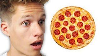 Finde heraus, ob du Pizza essen darfst...