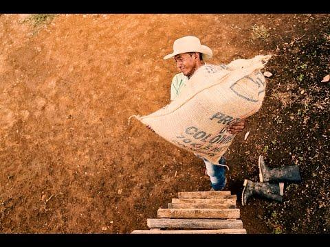 Audenar Guzman - Coffee Grower - La Argentina - Colombia