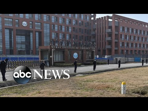 ABC News Live Update: Wuhan lab under scrutiny amid search for COVID-19 origins