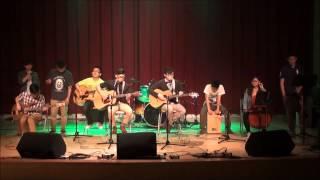 李宗盛-山丘 (COVER) 元智吉他社 畢業音樂會