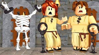 Roblox-PRESOS NO CALABOUÇO (Escape The Dungeon Obby)