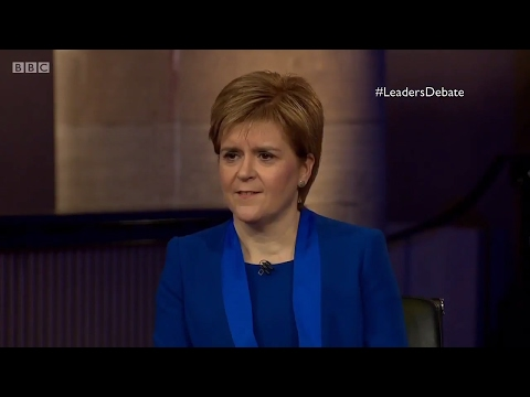 Nicola Sturgeon's record just caught up with her.