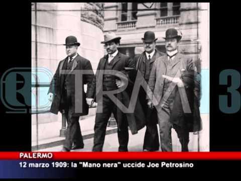 "12 marzo 1909: la ""Mano nera"" uccide Joe Petrosino [TgMed 12/03/2016]"