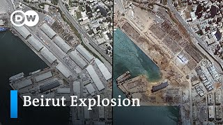 How devastating was the Beirut explosion? | DW News