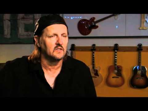 Jimmy Lafave Back Stage on The Texas Music Scene