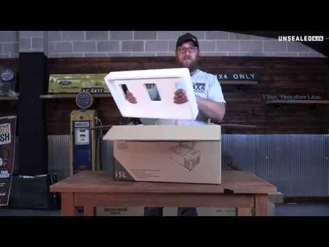 15L Portable Brass Monkey Fridge Freezer 12//24 DC Cooler Camping Car 4WD Caravan