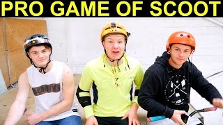 game of scoot jordan clark vs claudius vertesi vs archie cole