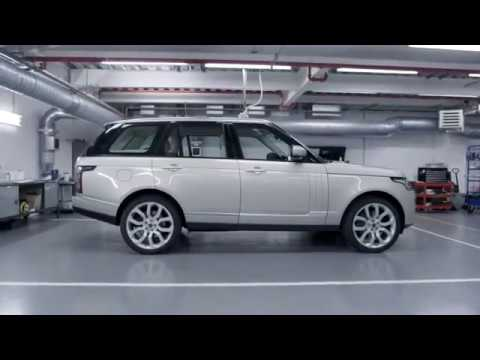 All-New Range Rover Quality Story - October 2012