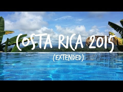 Costa Rica | Travel Diary Extended