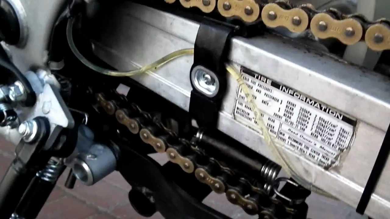 Honda XRV 750 Africa Twin after restoration. aciu / www.africatwin.pl / Gołańcz - YouTube