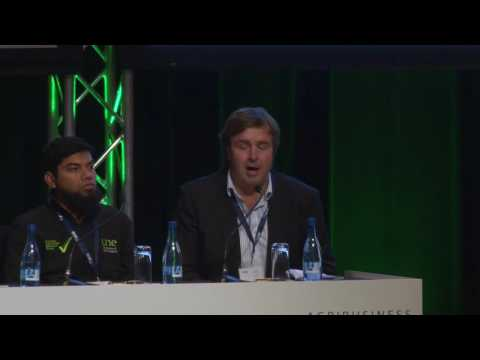 Agribusiness 2030: Mr Tom Bull - Farming the Future