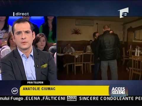 Tolea Ciumac  Dati-va in p... mea - Monden - Acces direct cu Madalin Ionescu, Antena1.mp4
