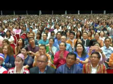 Aung San Suu Kyi Speech in Singapore Question and answer 2016