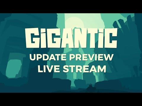 Gigantic: Season of Souls Update Preview VOD