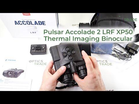 Pulsar Accolade 2 LRF XP50 Thermal Imaging Binocular   Optics Trade Reviews