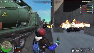 5 Bros Get Game-Ended |H1Z1 Battle Royale| LIVE #2