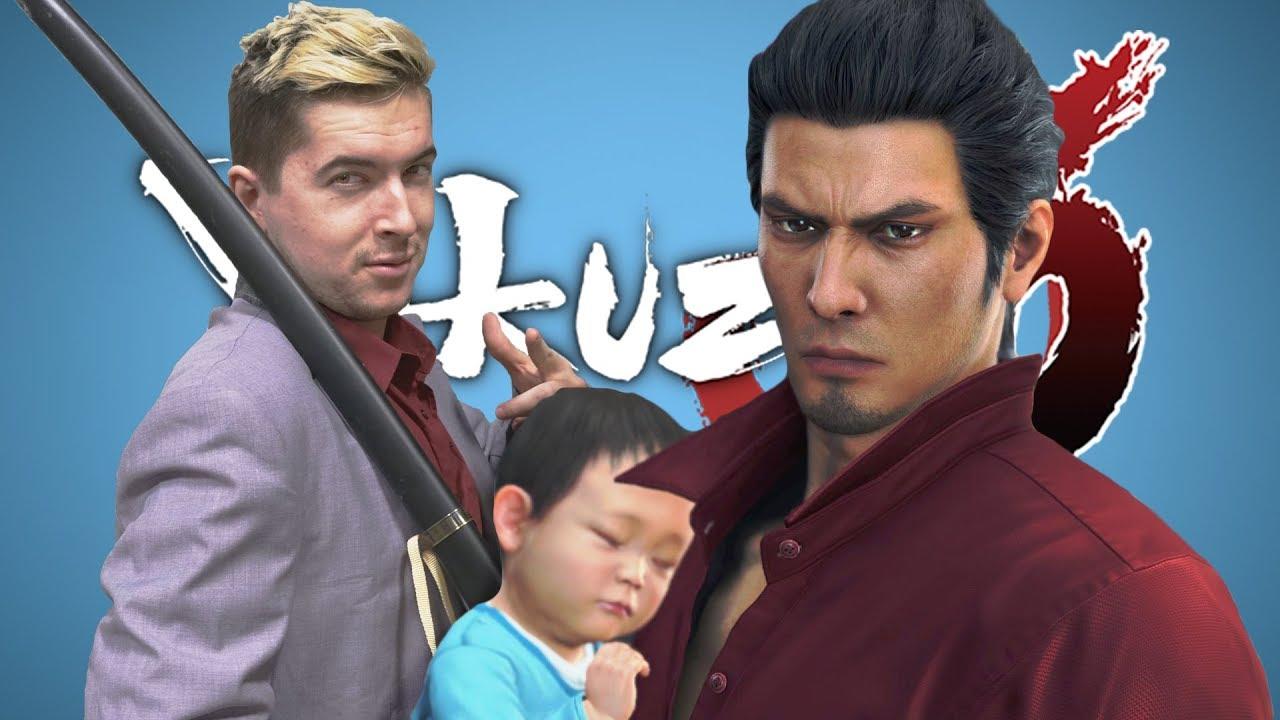 BOSS FIGHT IN THE BABY ROOM • Yakuza 6 Gameplay - YouTube