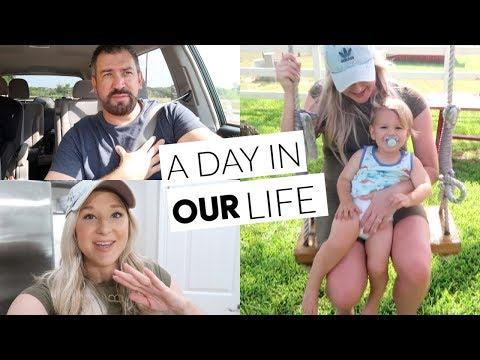 HE WAS RIGHT   A DAY IN OUR LIFE VLOG   BRITTANI BOREN LEACH