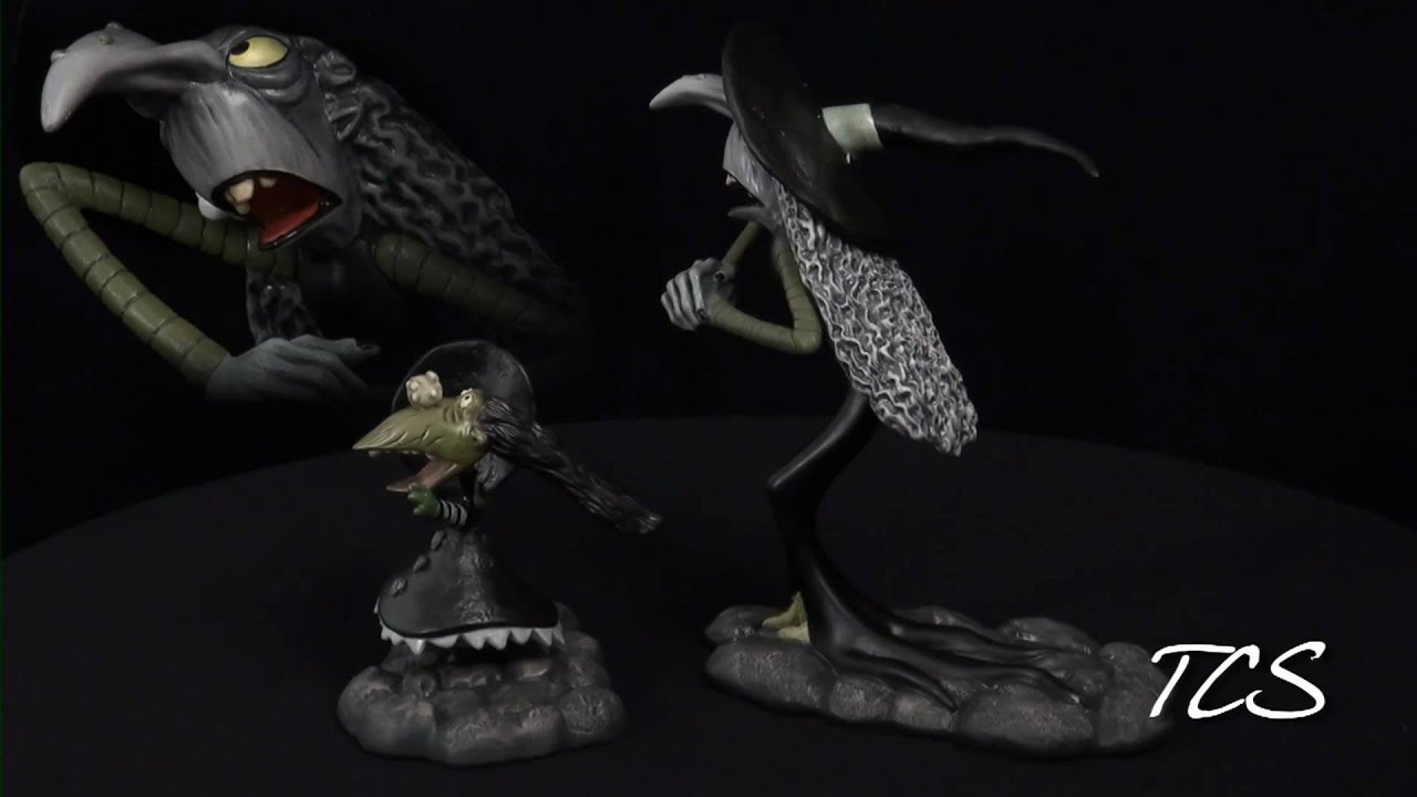 WDCC The Nightmare Before Christmas Witches Enamored Enchantress ...