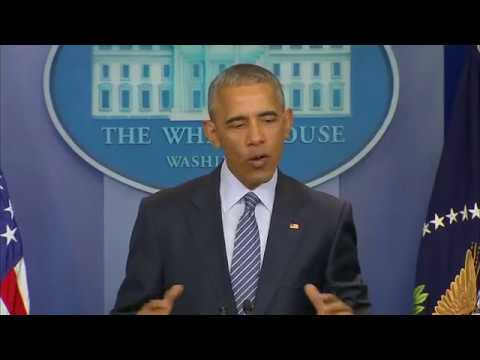 President Obama speaks ahead of final foreign trip as president