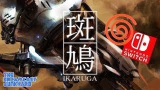 Ikaruga - Dreamcast & Switch Gameplay Comparison