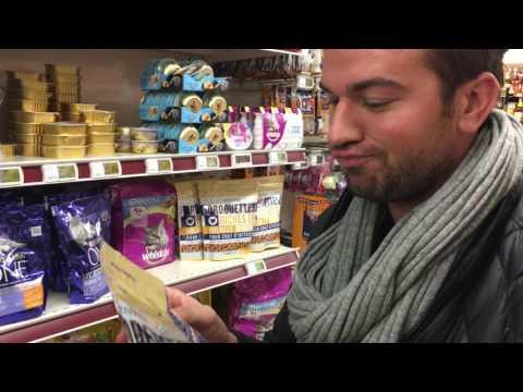"Paris Pet Food Aisle! with ""Pet Fooled"""