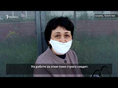 Обязательные маски? Далеко не все казанцы спешат закрывать лицо...