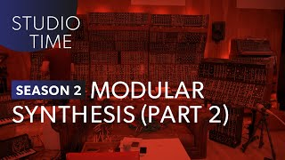 Modular Synthesis Part 2 - Studio Time:... @ www.OfficialVideos.Net