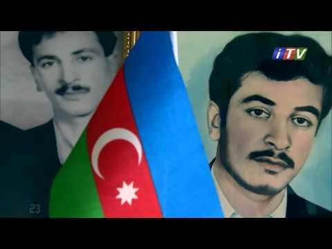 Şəhid Rövşən Nəbiyev haqqında film...