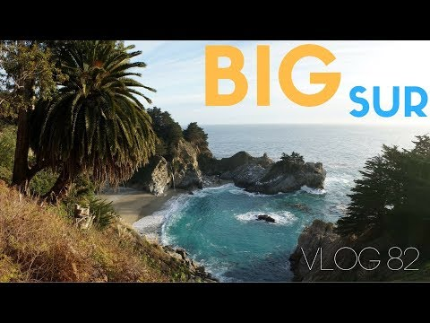 An Adventure Driving Down Big Sur | MOTM Vlog 85