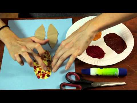 Thanksgiving Arts & Crafts Activities for Preschool-Aged Kids : Educational Crafts for Kids