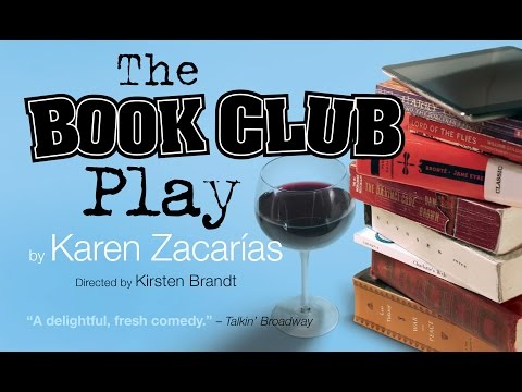 video:The Book Club Play: Meet the Cast