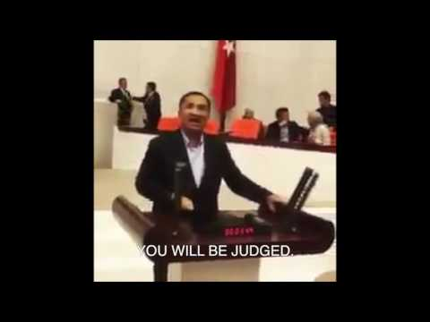 Turkey | A chivalrous act by Mr. Bozdag! We will die in the parliament!