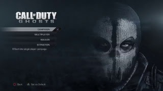 CALL OF DUTY GHOST IN 2018|SUBSCRIBE|*I DONT OWN COPYRIGHTS TO THIS MUSIC*