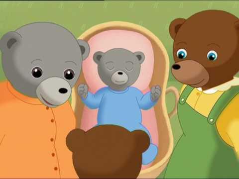 Смотреть онлайн мультфильм бурый медвежонок