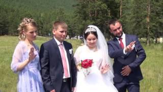 Максим & Жанна.Кокшетау 07.07.2016. Свадебный клип