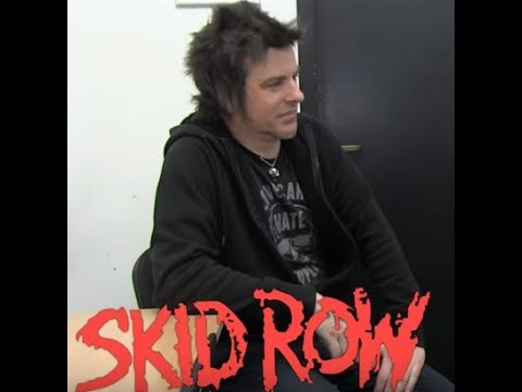 SKID ROW collab w/ Slipknot + Halestorm members to write new album for 2019..!