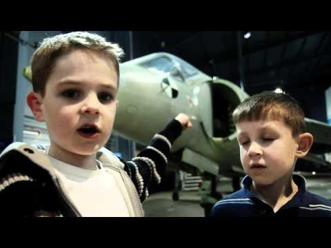A day at the Fleet Air Arm Museum