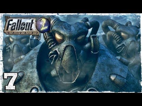 Смотреть прохождение игры Fallout 2. Серия 7 - В логове Гекко.